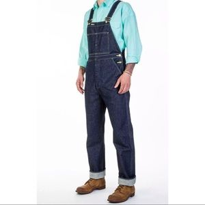 Levis Made & Crafted X Poggy Denim Overalls